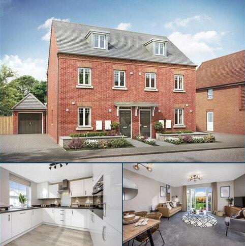 3 bedroom semi-detached house for sale - Plot 149, Nugent at Dickens Gate, Marden Road, Staplehurst, TONBRIDGE TN12