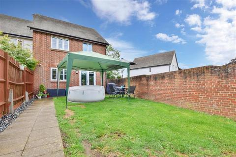 2 bedroom end of terrace house for sale - Ivans Field, Chart Sutton, Maidstone, Kent