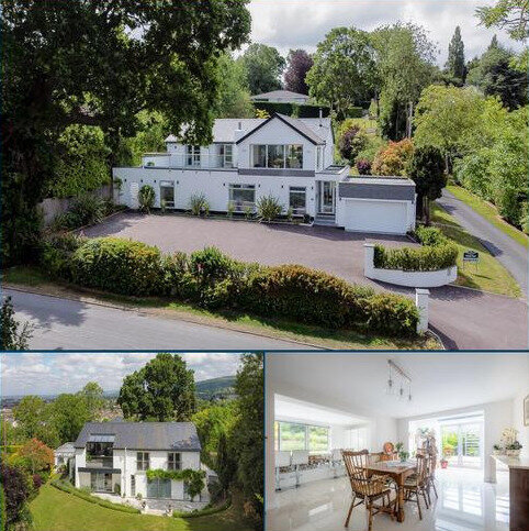 4 bedroom detached house for sale - Camp Road, Charlton Kings, Cheltenham, Gloucestershire, GL52