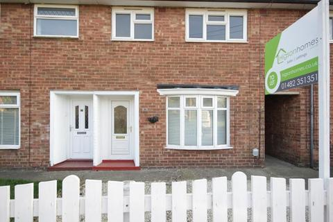 3 bedroom terraced house to rent - Coldstream Close, Hull