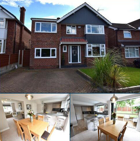 Search 4 Bed Houses For Sale In Greater Manchester ...