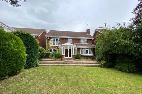 4 bedroom detached house to rent - Park Avenue, Solihull B91