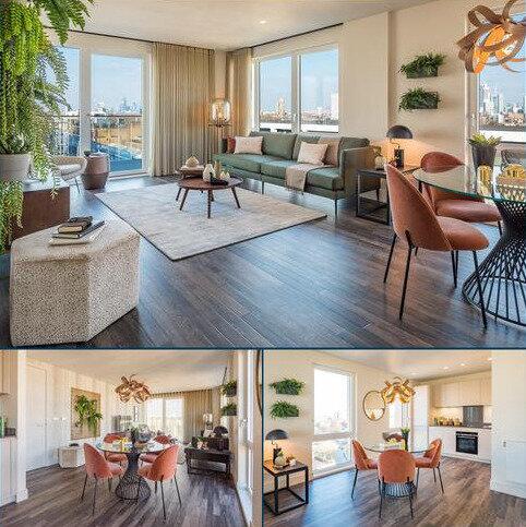 1 bedroom apartment for sale - Plot 21 Casting House at Deptford Foundry, Anthology Deptford Foundry, Deptford SE14
