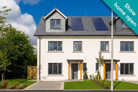 4 bedroom semi-detached house for sale - Plot 3, The Drum at Eskbank Gardens, Viscount Drive, Dalkeith EH22