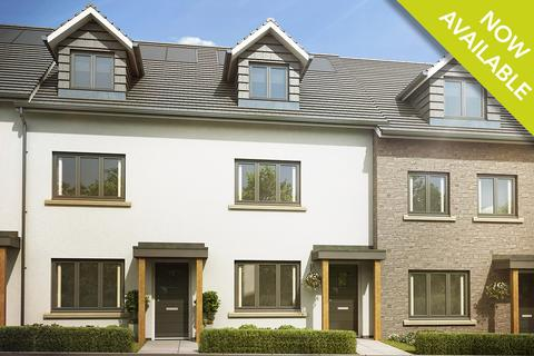 3 bedroom terraced house for sale - Plot 77, The Poplar at Eskbank Gardens, Viscount Drive, Dalkeith EH22