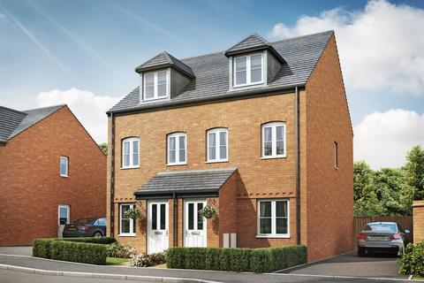 3 bedroom semi-detached house for sale - Plot 174, The Souter at Cranford Chase, Cranford Road, Barton Seagrave NN15