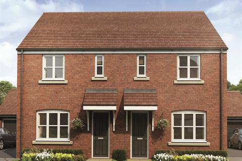 3 bedroom terraced house for sale - Plot 441, The Hanbury Special at The Oaks, Arkell Way B29