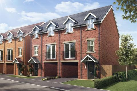 3 bedroom semi-detached house for sale - Plot 429, The Oakland at The Oaks, Arkell Way B29