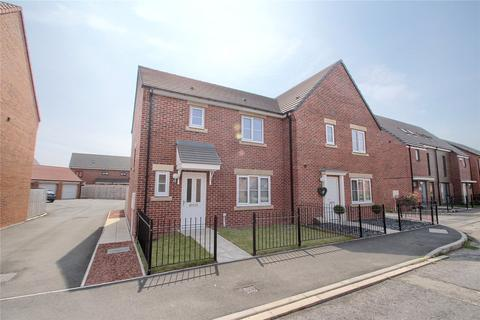 3 bedroom semi-detached house for sale - Sculptor Crescent, Queensgate