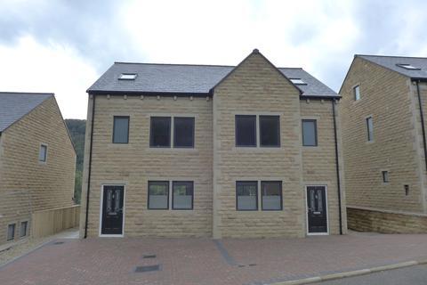3 bedroom semi-detached house for sale - Asher Drive, Todmorden, ol14