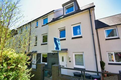 3 bedroom townhouse to rent - 7 Ffordd Donaldson Copper Quarter Swansea