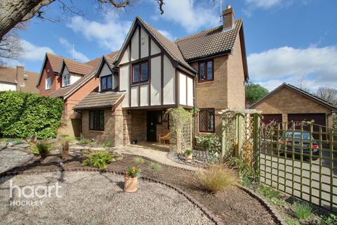 4 bedroom detached house for sale - Sunny Road, Hockley