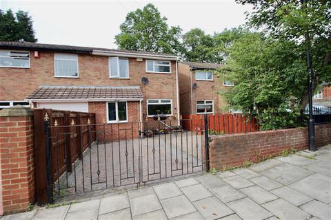 3 bedroom semi-detached house for sale - Fenham Court, Newcastle Upon Tyne, NE4 9XW