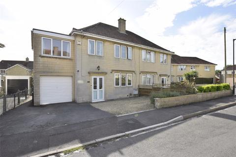 4 bedroom semi-detached house for sale - Clare Gardens, BATH, Somerset, BA2