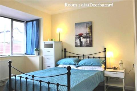 1 bedroom house share - COUPLES WANTED: Room 1, 9 Deerbarn Road, Guildford, GU2 8AT