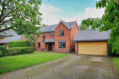 4 bedroom detached house for sale - The Limes, Chester Road
