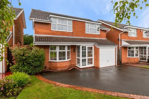4 bedroom detached house for sale - Austrey Close, Knowle