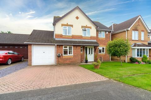 4 bedroom detached house for sale - Tansley Close, Dorridge