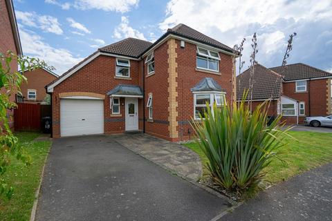 4 bedroom detached house for sale - Coltsfoot Road, Hamilton, Leicester