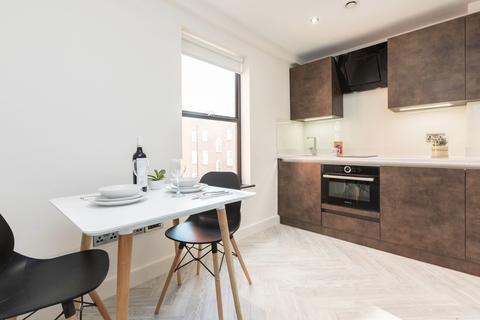 Studio to rent - Byrom Street, Artillery House