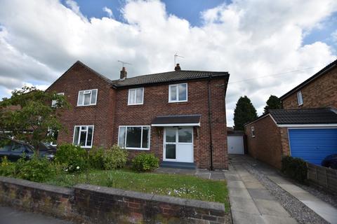 3 bedroom semi-detached house for sale - Kingsley Drive, Harrogate, HG1 4TJ