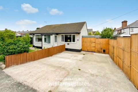 2 bedroom detached bungalow for sale - Seabank Drive, Prestatyn