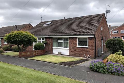 2 bedroom semi-detached bungalow for sale - Walgrave Close, Congleton