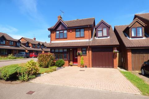 4 bedroom detached house to rent - Rowington Close, Wigmore, Luton, LU2 9TZ