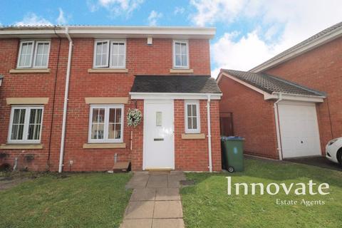 3 bedroom semi-detached house for sale - Monkgate Drive, West Bromwich