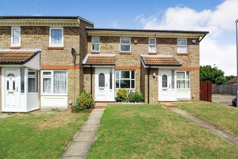 2 bedroom terraced house for sale - Penda Close, Luton