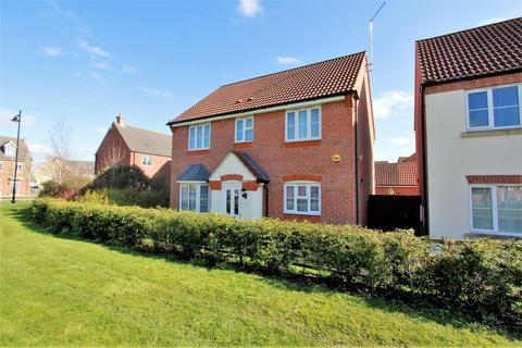 4 bedroom detached house for sale - Springbank Drive, Bourne