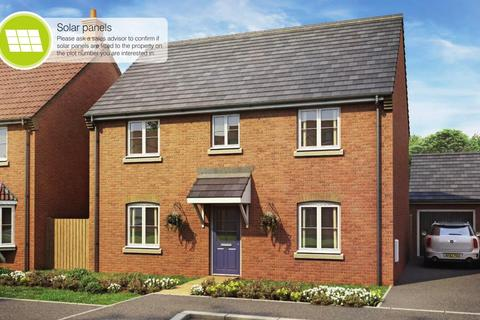 4 bedroom detached house for sale - Falcon Way, Bourne
