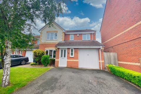 4 bedroom detached house for sale - Harvest Fields Way, Sutton Coldfield, B75