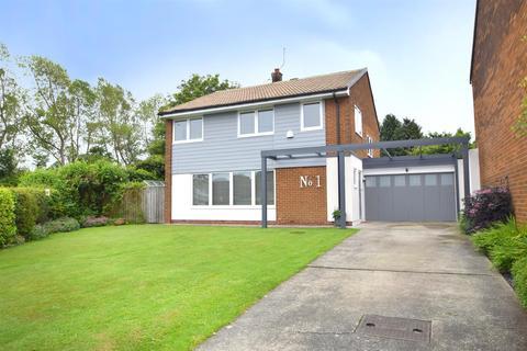 4 bedroom detached house for sale - Cragside, Whitley Lodge, Whitley Bay