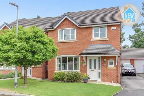 4 bedroom detached house for sale - Windmill Close, Buckley