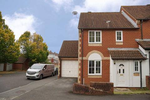 3 bedroom end of terrace house for sale - Clay Bottom, Bristol