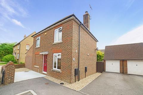 3 bedroom detached house for sale - Nonesuch Close, Dorchester, DT1