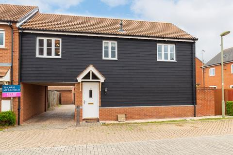 2 bedroom coach house for sale - Rookery Court, Didcot