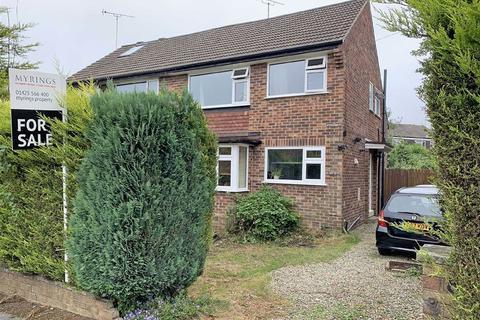 3 bedroom semi-detached house for sale - Woodlands Crescent, Harrogate, North Yorkshire