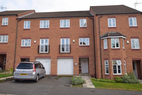 4 bedroom townhouse for sale - Highfields Park Drive, Darley Abbey, Derby