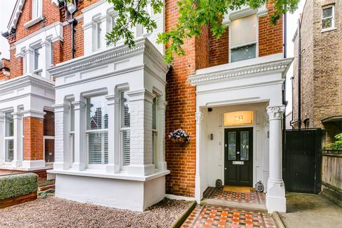 5 bedroom semi-detached house for sale - Stile Hall Gardens, London, W4