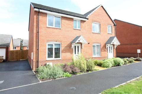 3 bedroom semi-detached house for sale - Gale Way, Tiverton