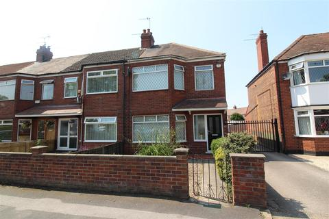 3 bedroom end of terrace house for sale - National Avenue, Hull