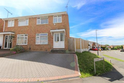 3 bedroom semi-detached house for sale - Morris Drive, Whitnash, Leamington Spa