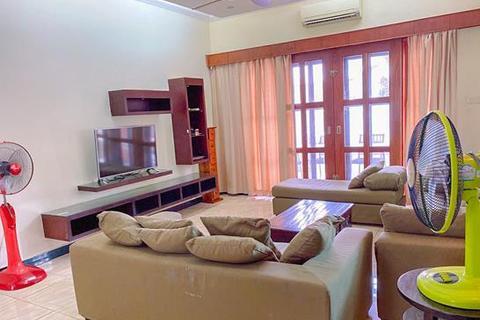 5 bedroom house - Tonle Bassac, Chamkarmon, Phnom Penh, KHSV36