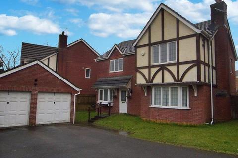 4 bedroom detached house for sale - New Court, Bridgend, Mid Glamorgan, CF31