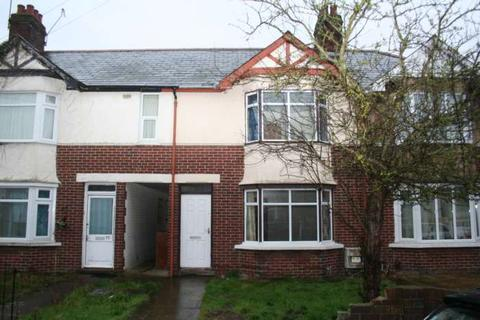 4 bedroom terraced house to rent - Ridgefield Road, East Oxford