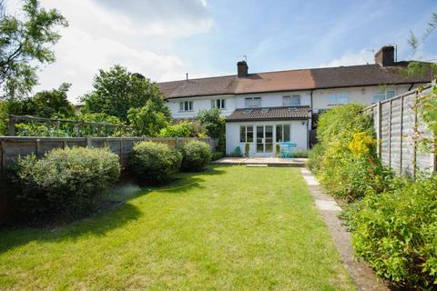 4 bedroom terraced house to rent - Wolsey Road, North Oxford