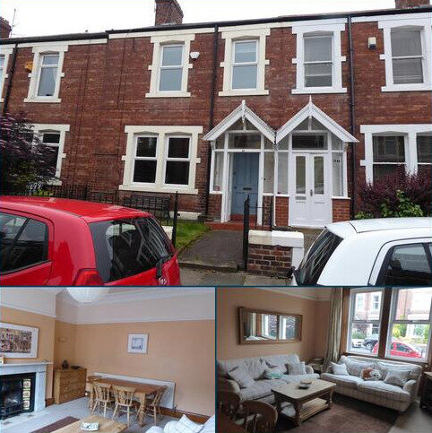 3 bedroom terraced house to rent - Windsor Terrace, South Gosforth, Newcastle upon Tyne NE2
