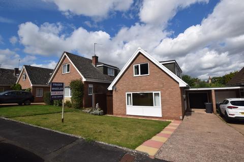 3 bedroom detached house for sale - Saint Hill Close, St Thomas, EX2